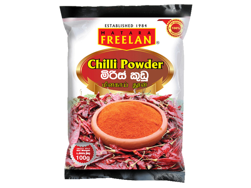 Chilli Powder pkt
