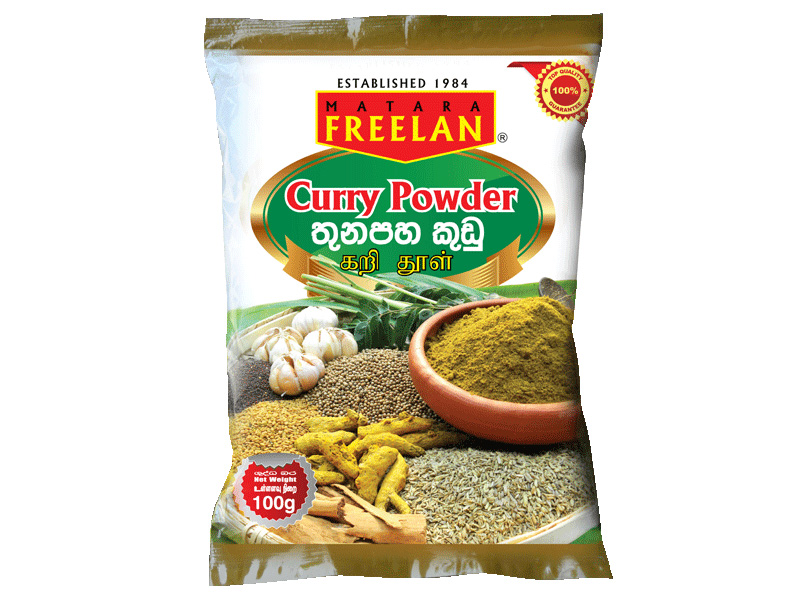Curry Powder pkt